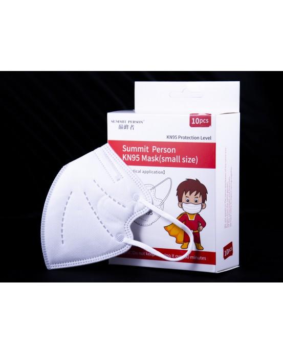 Măști de protecție pentru copii FFP2 / KN95 reutilizabile la cutie 50 buc