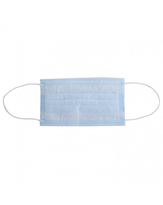 Măști de protecție de unică folosință cu 3 straturi FFP2 de tip chirurgicale, la cutie 50 buc